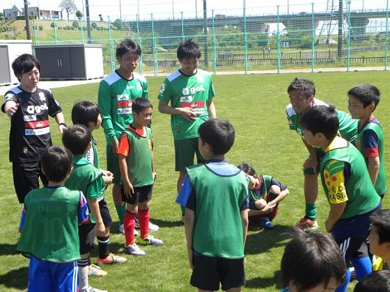 グリコ・バロー サッカー教室.JPG